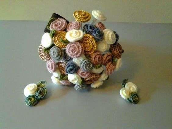 ramo bouquet novia crochet-otakulandia.es (34)