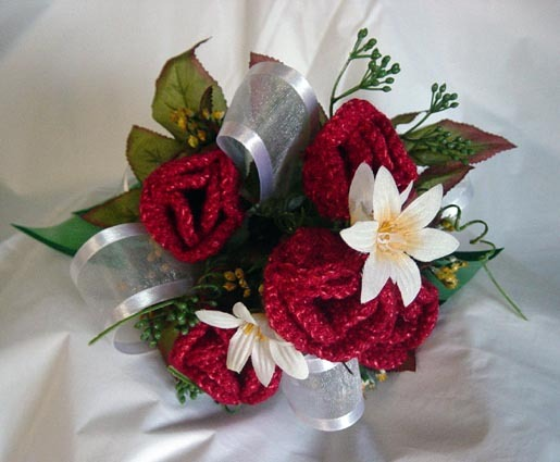 ramo bouquet novia crochet-otakulandia.es (5)