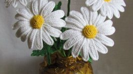 ramo flores crochet-decoracion-otakulandia.es (1)