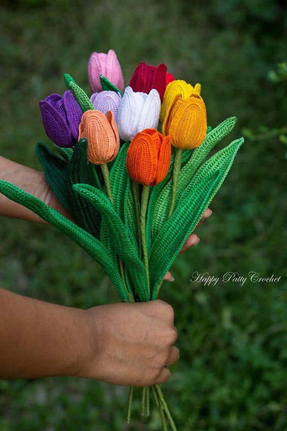 ramo flores crochet-decoracion-otakulandia.es (13)