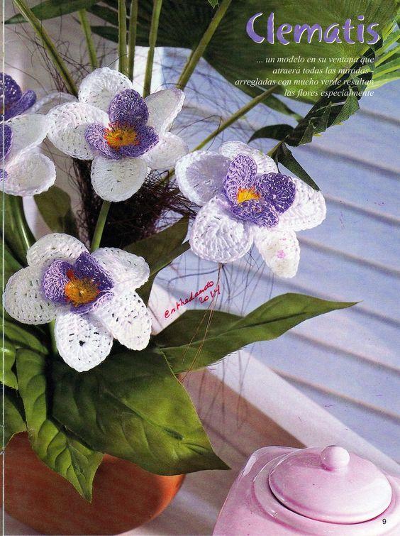ramo flores crochet-decoracion-otakulandia.es (16)