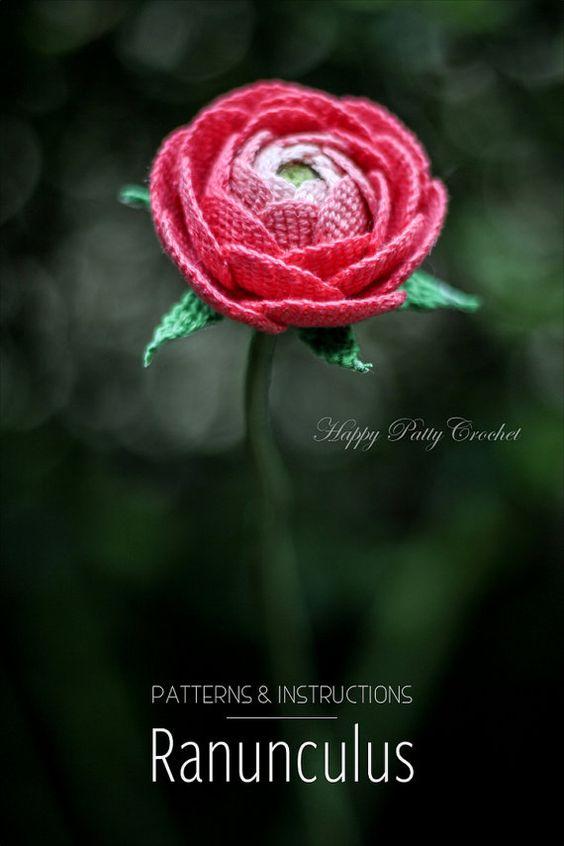 ramo flores crochet-decoracion-otakulandia.es (18)
