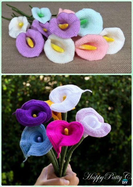 ramo flores crochet-decoracion-otakulandia.es (20)
