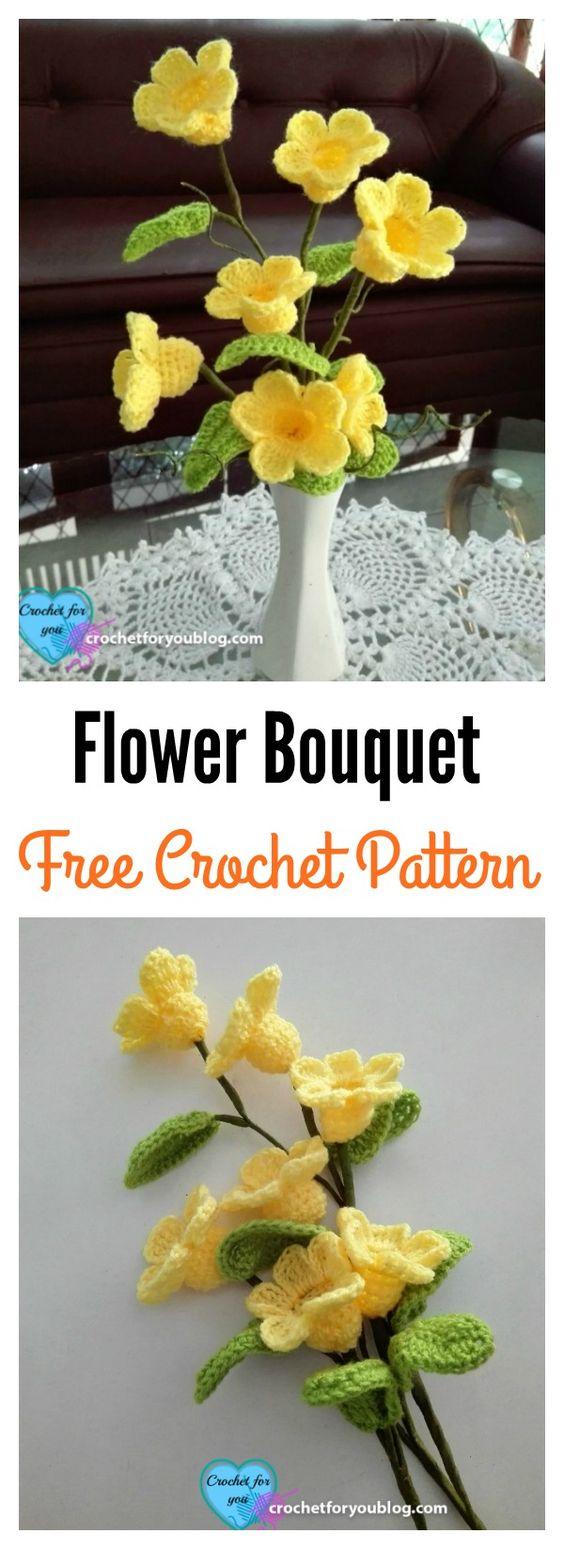 ramo flores crochet-decoracion-otakulandia.es (28)