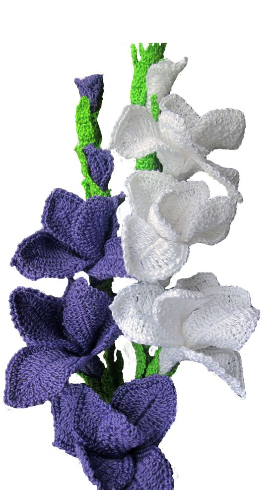 60 Centros de Flores de Crochet ¡Maravillosos! | Otakulandia.es