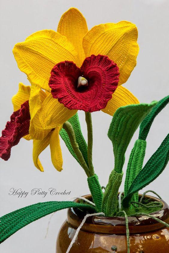 ramo flores crochet-decoracion-otakulandia.es (33)