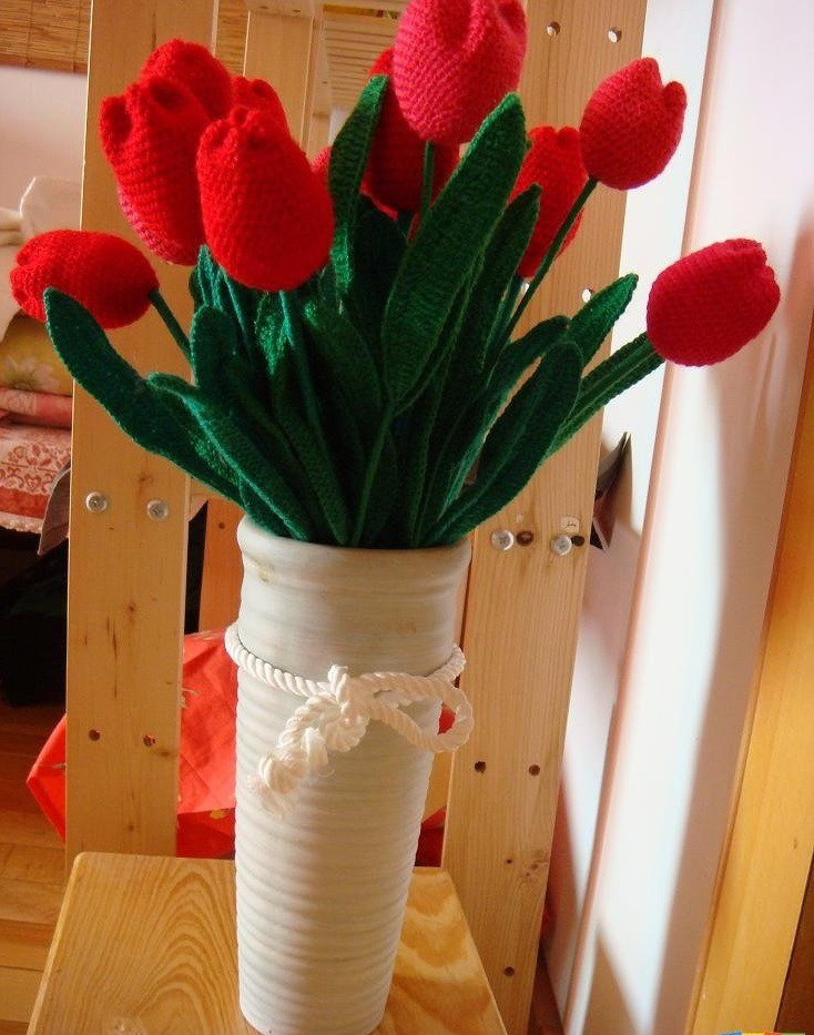 ramo flores crochet-decoracion-otakulandia.es (36)