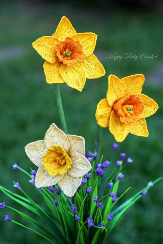 ramo flores crochet-decoracion-otakulandia.es (37)