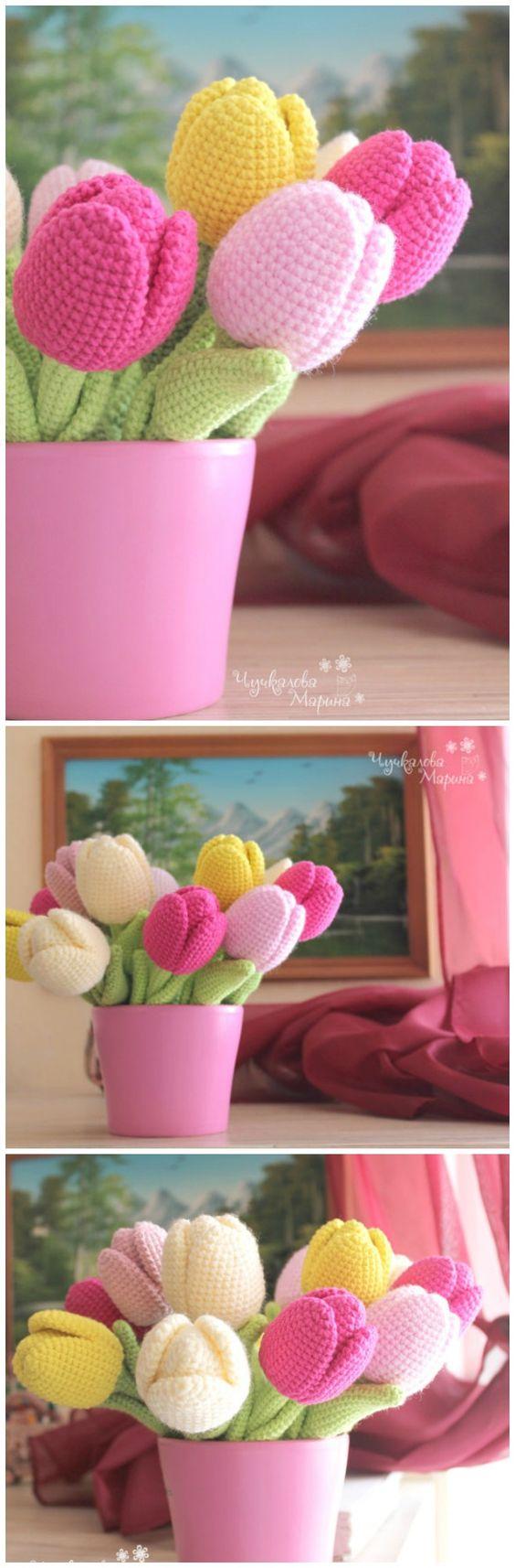 ramo flores crochet-decoracion-otakulandia.es (38)