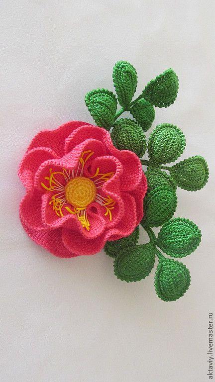 ramo flores crochet-decoracion-otakulandia.es (39)