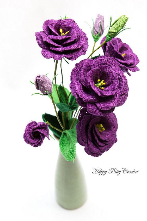 ramo flores crochet-decoracion-otakulandia.es (48)