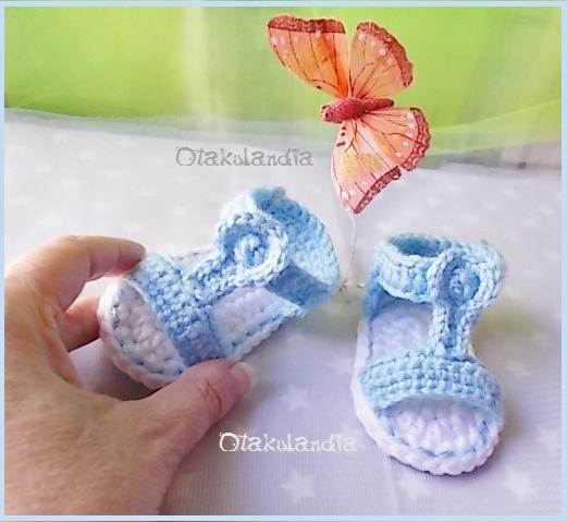 sandalia crochet clasica azul-3m-otakulandia.es (1)