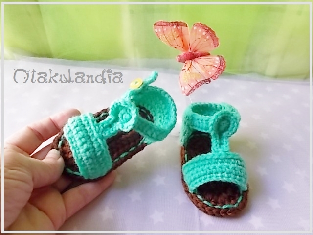 sandalia crochet clasica esmeralda-6m-otakulandia.es (1)
