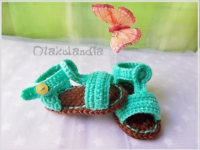 sandalia crochet clasica esmeralda-6m-otakulandia.es (3)