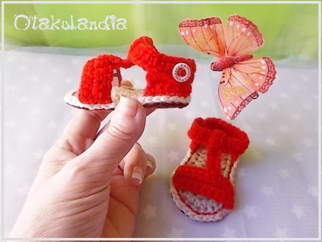 sandalia crochet clasica rojo-0m-otakulandia.es (1)