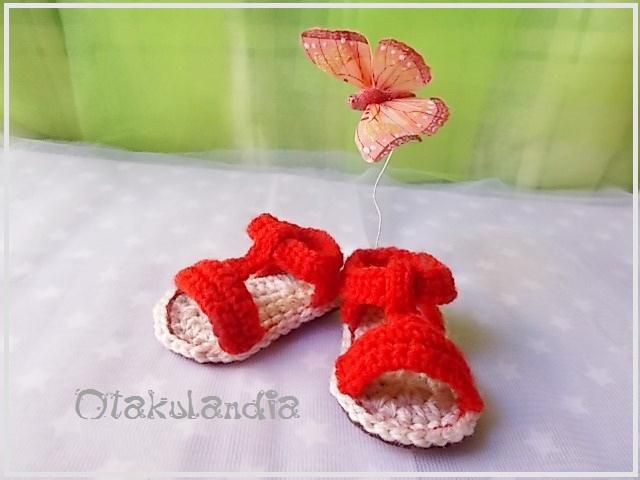 sandalia crochet clasica rojo-0m-otakulandia.es (2)