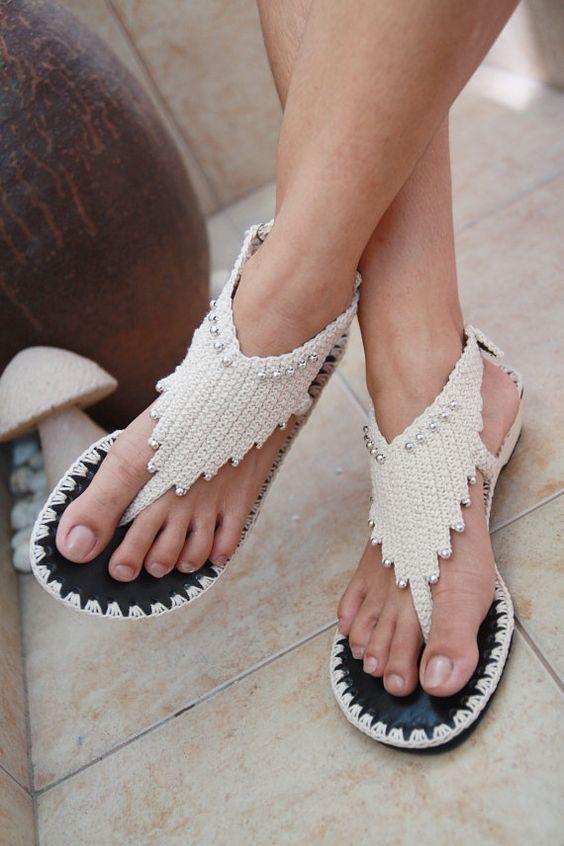 sandalias moda crochet-otakulandia.es (1)