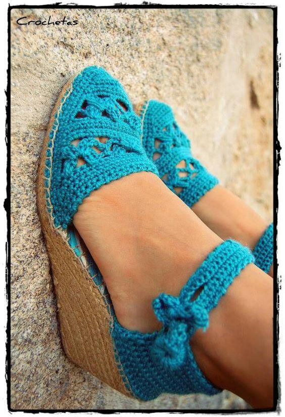 sandalias moda crochet-otakulandia.es (2)