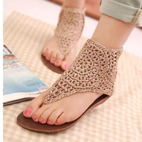 sandalias moda crochet-otakulandia.es (6)