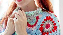 tutorial chaqueton crochet-otakulandia.es
