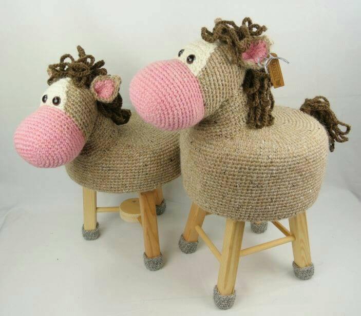 banquetas animalitos crochet-otakulandia.es (4)