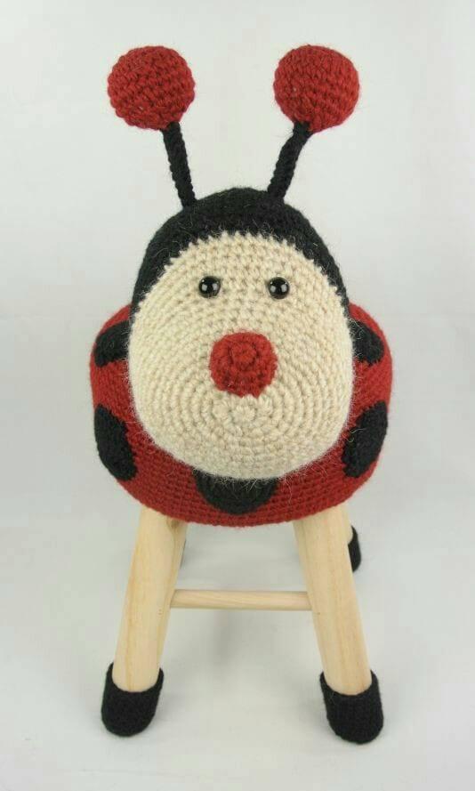 banquetas animalitos crochet-otakulandia.es (5)