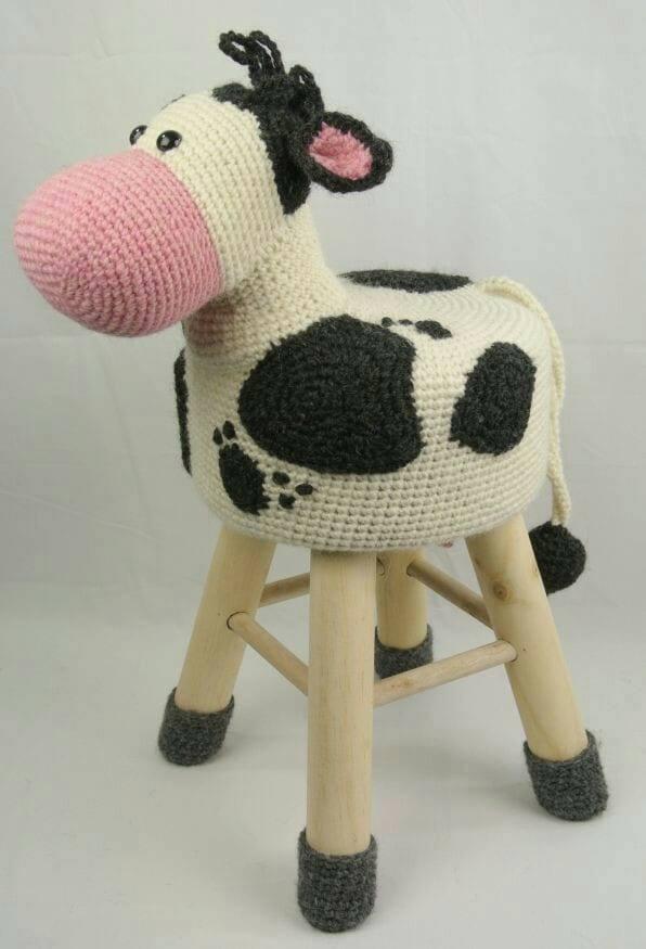 banquetas animalitos crochet-otakulandia.es (6)