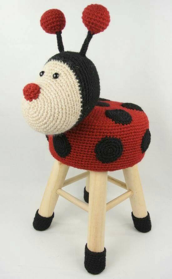 banquetas animalitos crochet-otakulandia.es (9)