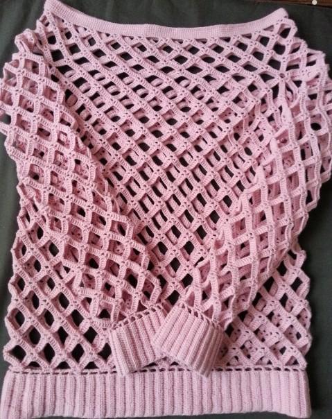 bluson calado verano crochet-otakulandia.es (16)