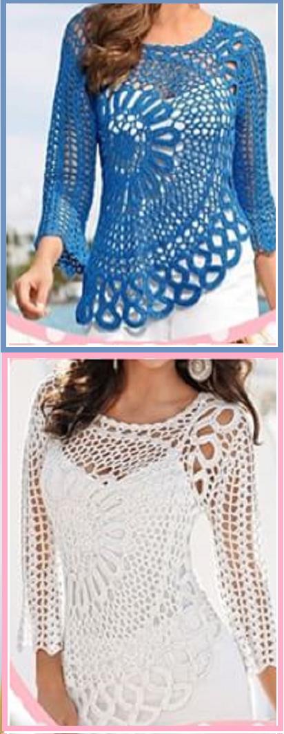 bluson circulo crochet-manga larga-patron-tutorial-esquema-otakulandia.es (1)