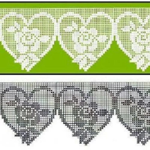 cortina crochet-patron-esquema-otakulandia.es