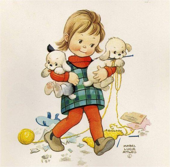 dibujos artesanas tejedoras-otakulandia.es (11)