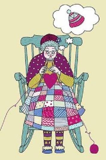 dibujos artesanas tejedoras-otakulandia.es (19)
