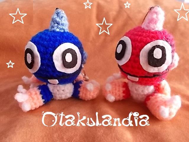 dinos llaveros-crochet-otakulandia.es (2)