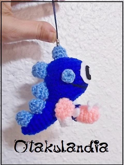 dinos llaveros-crochet-otakulandia.es  (5)