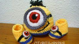 minion-disfraz-crochet-bebe-otakulandia.es