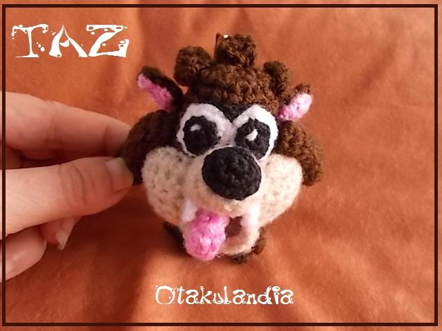taz-demonio tasmania-llavero-crochet-otakulandia.es (4)