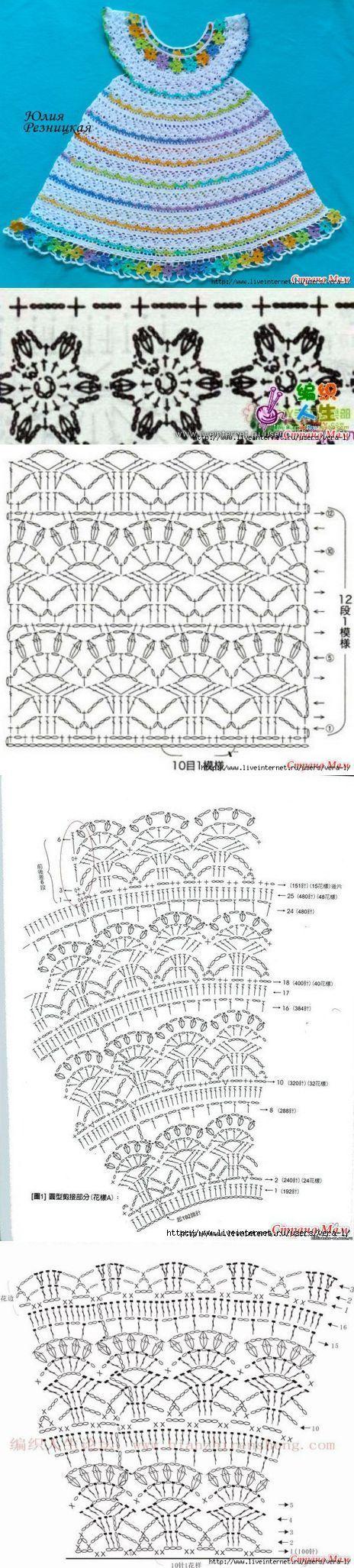 vestido nina crochet-patron-grafico-esquema-otakulandia.es (13)