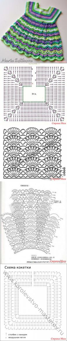vestido nina crochet-patron-grafico-esquema-otakulandia.es (5)