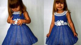 vestido princesa crochet-patron-esquema-otakulandia.es