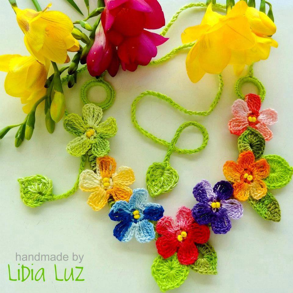 bellas joyas de crochet-otakulandia.es