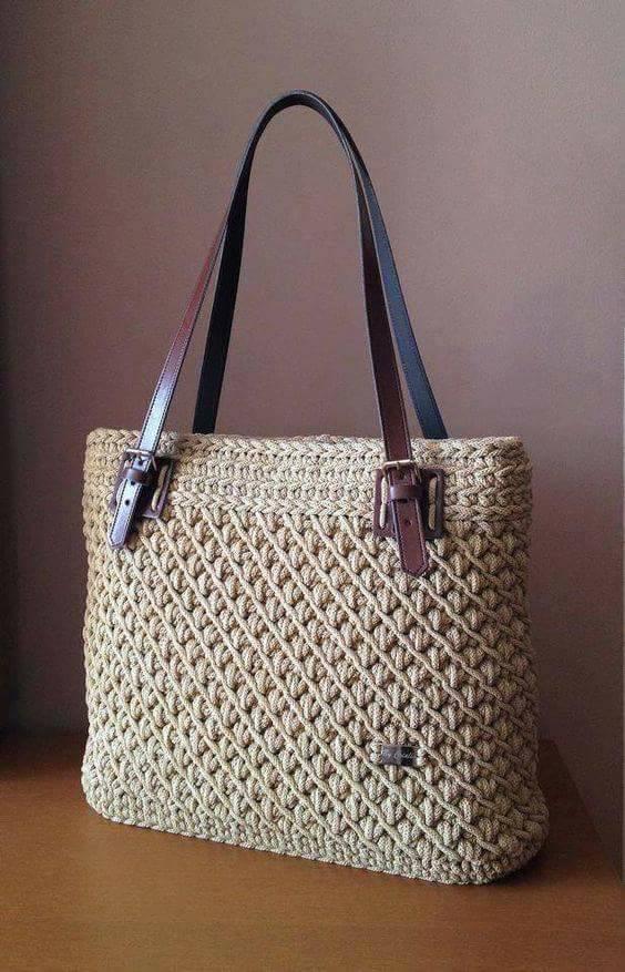 bello bolso crochet-otakulandia.es (15)