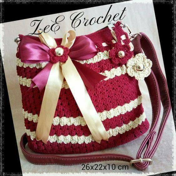 bello bolso crochet-otakulandia.es (6)