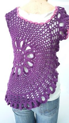 bluson circulo crochet-manga larga-patron-tutorial-esquema-otakulandia.es (7)