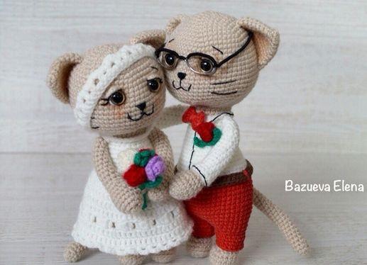 boda-amigurumis-animalitos-crochet-otakulandia.es (13)