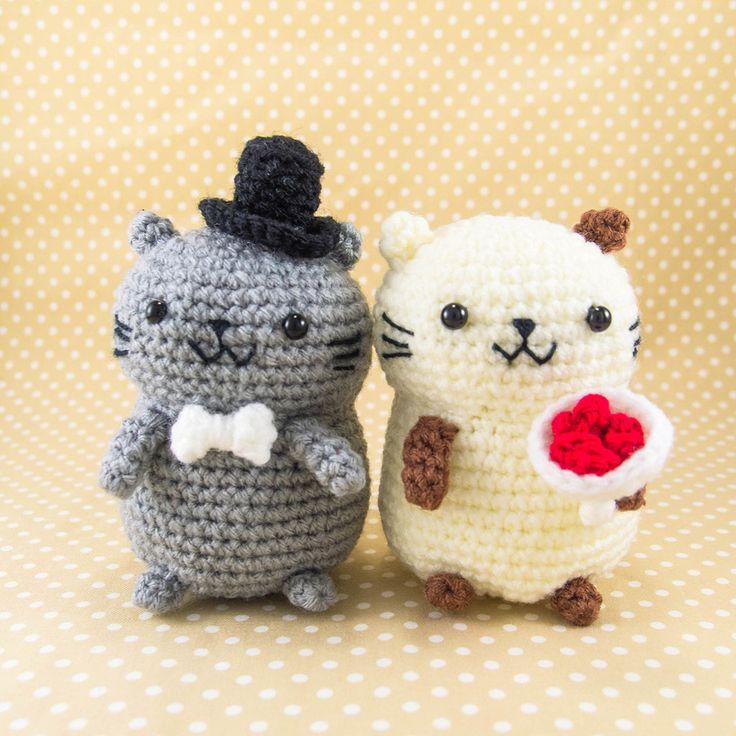 boda-amigurumis-animalitos-crochet-otakulandia.es (3)