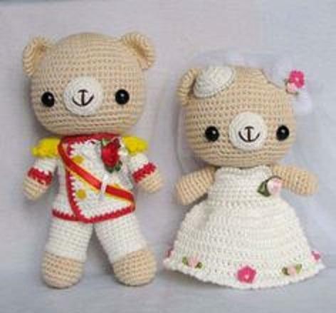 boda-amigurumis-animalitos-crochet-otakulandia.es (43)