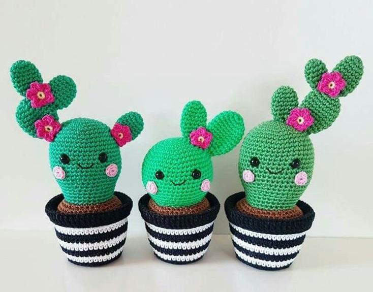 boda detalles-cactus crochet-otakulandia.es (8)