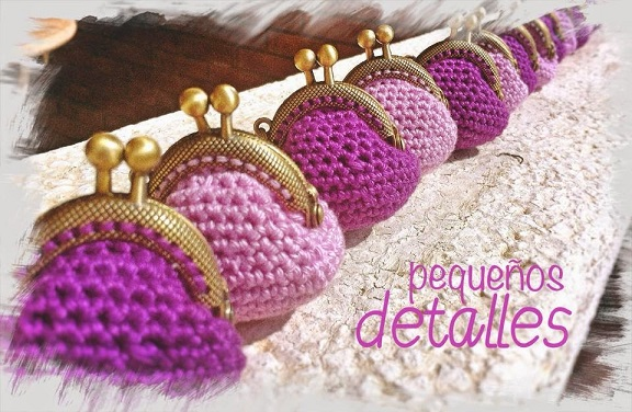 boda-detalles-mini-monedero crochet-otakulandia.es (1)