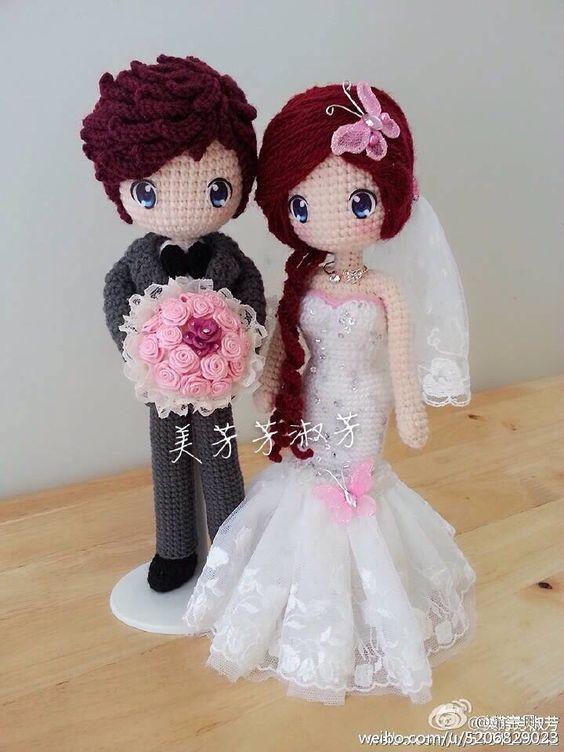 boda-novia-novios-crochet-otakulandia.es- (1)